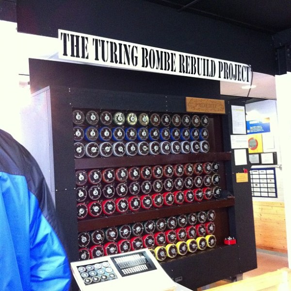 The Turing Bombe