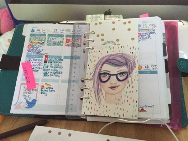 This Week in My Planner