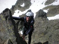 Klettern Chamonix 2008 037