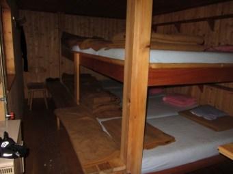 14 Die Schlaflager