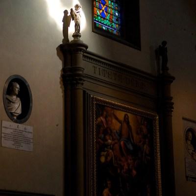 Basilica di Santa Maria Novella, Firenze