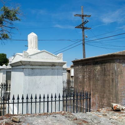 New Orleans, Cemetery no1