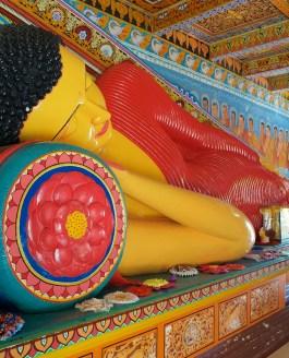 De heilige stad Anuradhapura