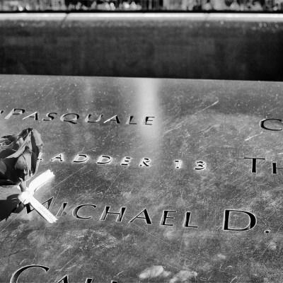 9/11 Memorial Plaza, New York