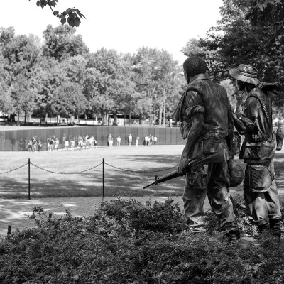 The Three Soldiers, Washington D.C.