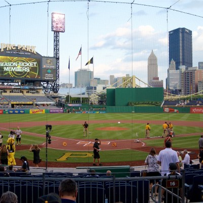 PNC Park, Pittsburgh, Pennsylvania