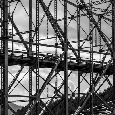 Bridge of the Gods, Cascade Locks, Oregon