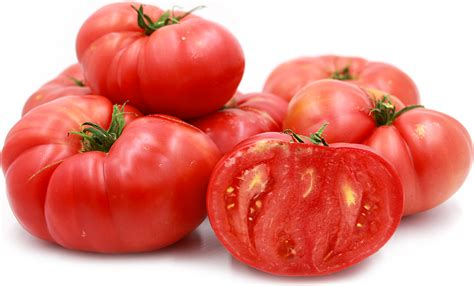 photo: red beefsteak tomatoes
