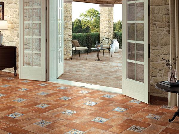 high quality terracotta floor tiles