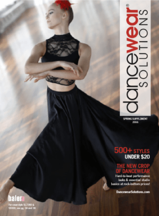 Our catalog solutions client: Dancewear Solutions