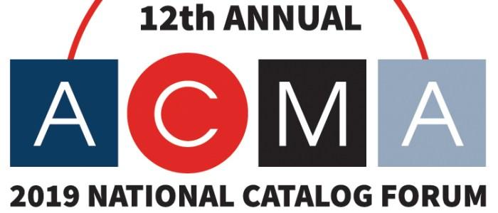 National Catalog Forum