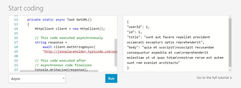 Code .NET in the Cloud!