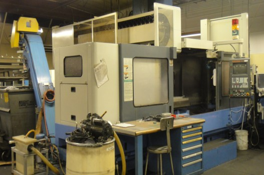 Mazak CNC Machine - V655 High Speed