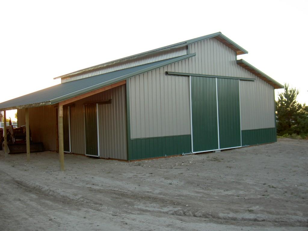 Barn Doors Freight And Barndomonium Hansen Buildings