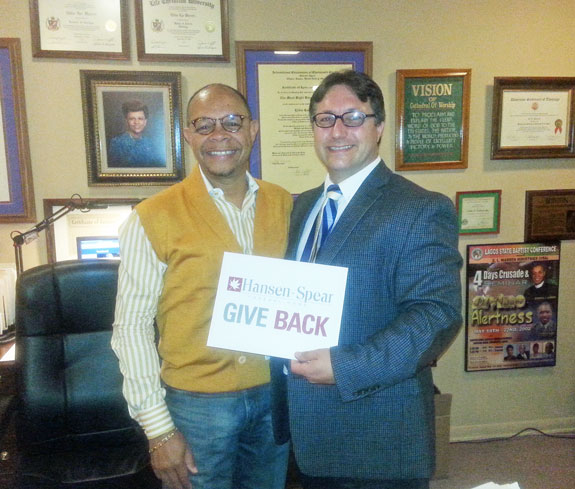 Cathedral of Worship - GIVE BACK | Hansen-Spear Funeral Home - Quincy, Illinois