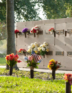 Niche at Cemetery | Hansen-Spear Funeral Home - Quincy, Illinois
