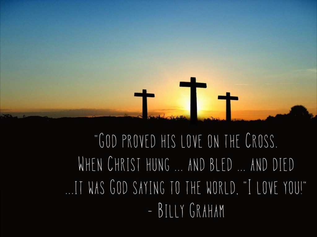 Billy Graham Quote   Hansen-Spear Funeral Home - Quincy, Illinois