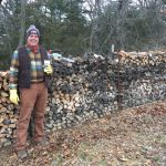 Jeff at Woodpile | Hansen-Spear Funeral Home - Quincy, Illinois