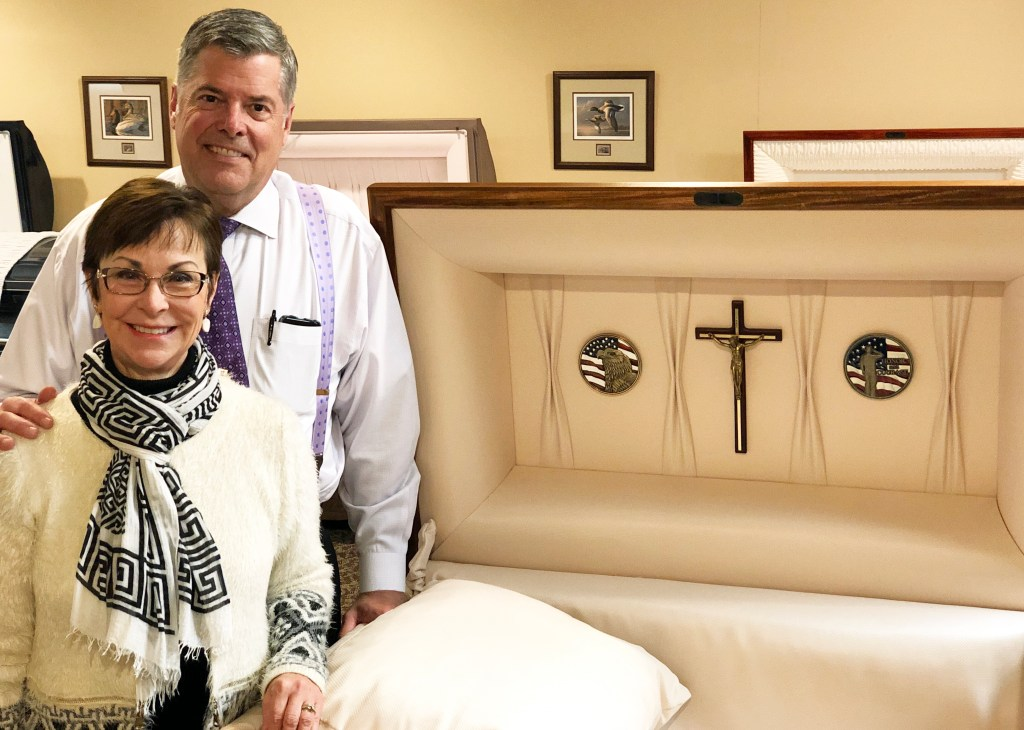 Jeff & Theresa Spear | Hansen-Spear Funeral Home - Quincy, Illinois