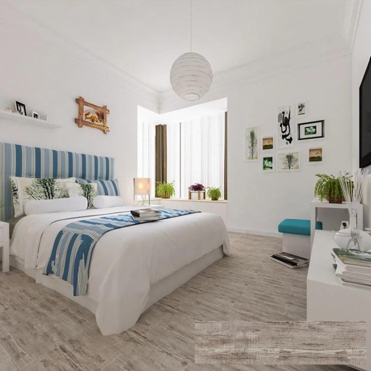 cheap 150x600mm rustic bay floor tile