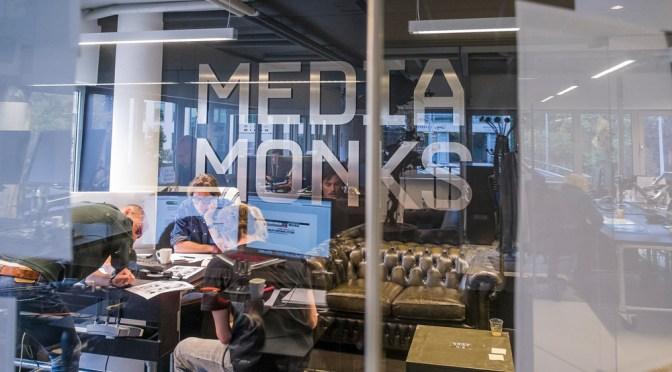De studio van MediaMonks