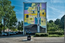 Artist: Tinho – Jan Celestraat.