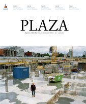 PLAZA Luis Mendo/ GOOD Inc. Rabobank Real State / Hemels Publishers 2007 Magazine proposal for a bank