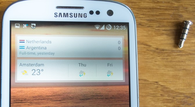 Pressy, de almachtige drukknop voor Android