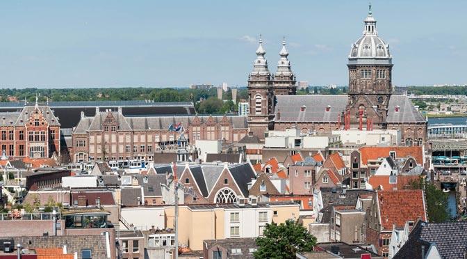 Panoramakalender Amsterdam 2016