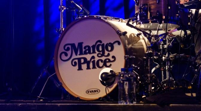 Wat foto's van het concert van Margo Price in Paradiso