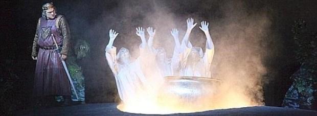 Macbeth, opera van Verdi, regie Peter Stein, 2011