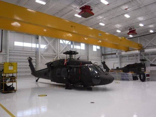 Illinois National Guard Army Aviation Support Facility ...