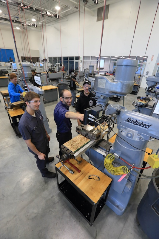 Hanson Mold Apprenticeship Program, Tool & Die
