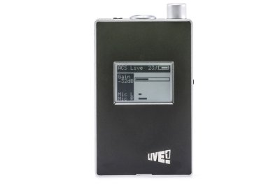 Live! Ambient processor