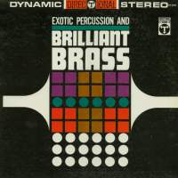 Exotic Percussion and Brilliant Brass