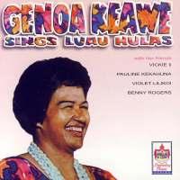 Genoa Keawe Sings Luau Hulas