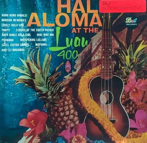 Hal Aloma at the Luau 400