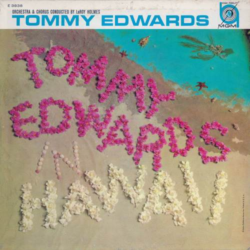 Tommy Edwards in Hawaii