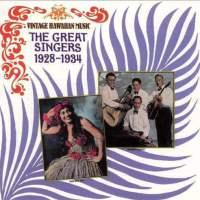 Vintage Hawaiian Music - The Great Singers