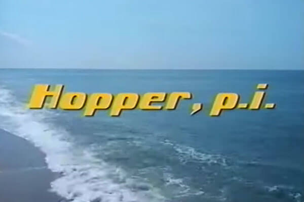Hopper, P.I.