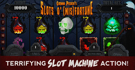 Halloween Slot Machine Game