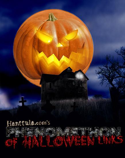 Hanttula Halloween 2014