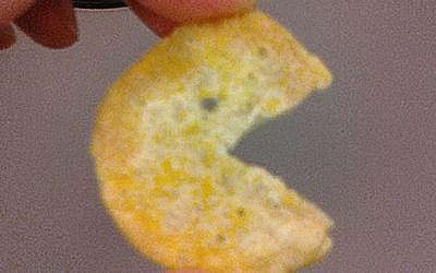 Pac-Man Chip