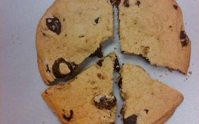 Peace Cookie