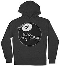 Inside the Magic 8-Ball Merchandise