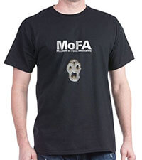 Original MoFA T-Shirt Design