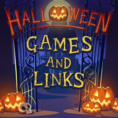 Halloween Games and Links