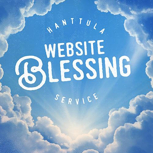 Hanttula Website Blessing Service