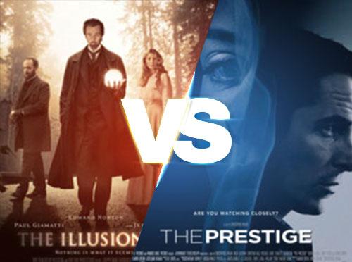 The Prestige vs. The Illusionist