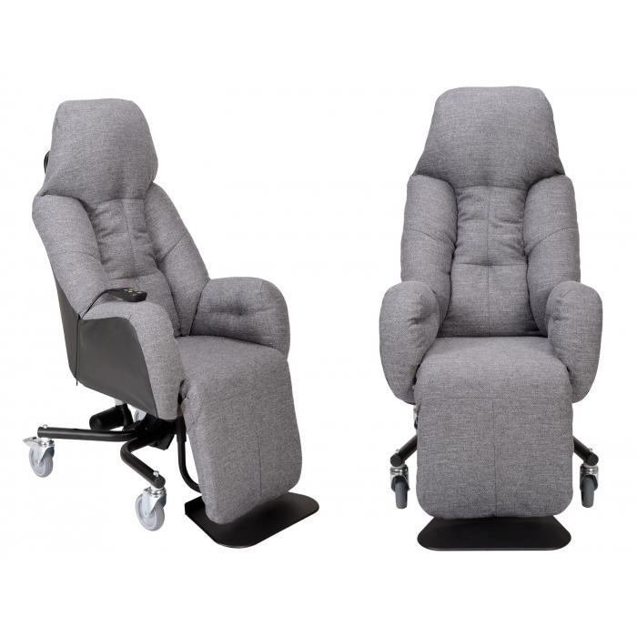 fauteuil a pousser liberty electrique